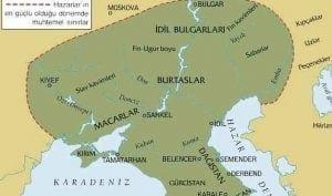 iilk türk devletleri - denizi