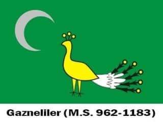 türk islam devletleri  - Gazneliler