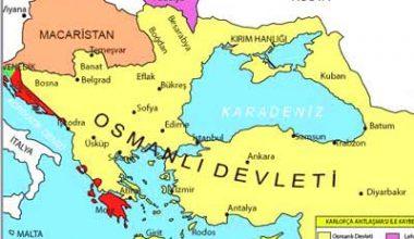 Karlofça Antlaşması Slayt