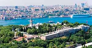 Osmanlı Devleti Topkapı Sarayı